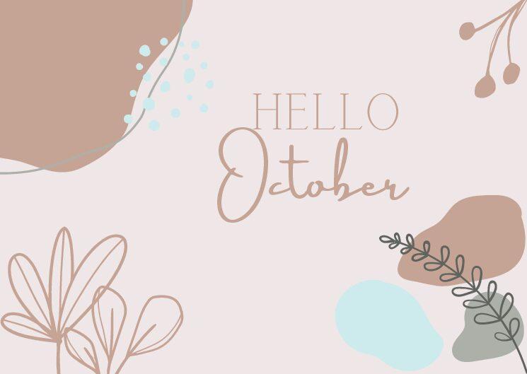 October: Raising Awareness Through Webinars